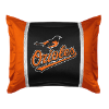 MLB Baltimore Orioles Pillow Sham - Sidelines Series