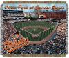 MLB Baltimore Orioles Stadium 48x60 Tapestry Throw
