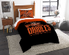MLB Baltimore Orioles Twin Comforter Set