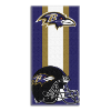 NFL Baltimore Ravens Beach Towel