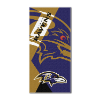 NFL Baltimore Ravens Colossal Beach Towel