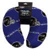 NFL Baltimore Ravens Beaded Neck Pillow