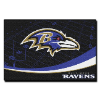 NFL Baltimore Ravens 40x60 Tufted Rug