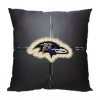 NFL Baltimore Ravens 18x18 Letterman Pillow