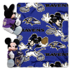 NFL Baltimore Ravens Disney Mickey Mouse Hugger