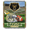 NCAA Baylor Bears Home Field Advantage 48x60 Tapestry Throw