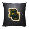 NCAA Baylor Bears 18x18 Letterman Pillow