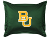 NCAA Baylor Bears Pillow Sham - Locker Room Series