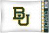 NCAA Baylor Bears Micro Fiber Pillow Cases (set of 2)