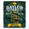 NCAA Baylor Bears 50x60 Raschel Throw Blanket