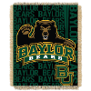 NCAA Baylor Bears FOCUS 48x60 Triple Woven Jacquard Throw