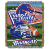 NCAA Boise State Broncos Home Field Advantage 48x60 Tapestry Throw