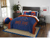 NCAA Boise State Broncos QUEEN Comforter and 2 Shams