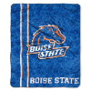 NCAA Boise State Broncos Sherpa 50x60 Throw Blanket
