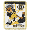 NHL Boston Bruins Baby Blanket