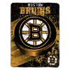 NHL Boston Bruins 50x60 Micro Raschel Throw