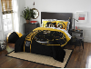 NHL Boston Bruins FULL Bed In A Bag