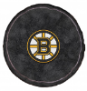 NHL Boston Bruins 3D Hockey Pillow