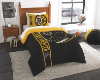 NHL Boston Bruins Twin Comforter with Sham