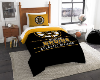 NHL Boston Bruins Twin Comforter Set