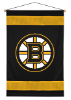 NHL Boston Bruins Wall Hanging