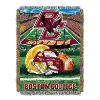 NCAA Boston College Eagles Home Field Advantage 48x60 Tapestry Throw