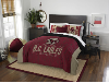 NCAA Boston College Eagles QUEEN Comforter and 2 Shams