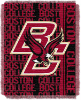 NCAA Boston College Eagles FOCUS 48x60 Triple Woven Jacquard Throw