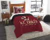 NCAA Boston College Eagles Twin Comforter Set