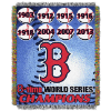 MLB Boston Red Sox Commemorative 48x60 Tapestry Throw