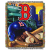 MLB Boston Red Sox Home Field Advantage 48x60 Tapestry Throw