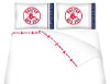 MLB Boston Red Sox Micro Fiber Bed Sheets