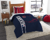 MLB Boston Red Sox TWIN Size Bed In A Bag