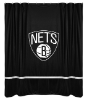 NBA Brooklyn Nets Shower Curtain