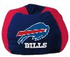 NFL Buffalo Bills Bean Bag Chair