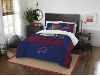 NFL Buffalo Bills QUEEN Comforter and 2 Shams