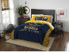 NHL Buffalo Sabres QUEEN Comforter and 2 Shams
