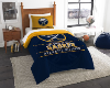 NHL Buffalo Sabres Twin Comforter Set