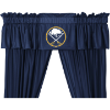NHL Buffalo Sabres Valance - Locker Room Series