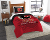 NHL Calgary Flames Twin Comforter Set