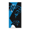 NFL Carolina Panthers Colossal Beach Towel
