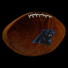 NFL Carolina Panthers 3D Football Pillow