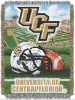 NCAA Central Florida Knights Home Field Advantage 48x60 Tapestry Throw