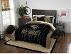 NCAA Central Florida Knights QUEEN Comforter and 2 Shams