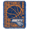 NBA Charlotte Bobcats 48x60 Triple Woven Jacquard Throw