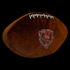 NFL Chicago Bears 3D Football Pillow