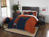 NFL Chicago Bears Full Comforter and 2 Shams