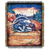NFL Chicago Bears Home Field Advantage 48x60 Tapestry Throw