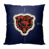 NFL Chicago Bears 18x18 Letterman Pillow