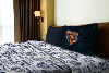 NFL Chicago Bears Twin Sheet Set